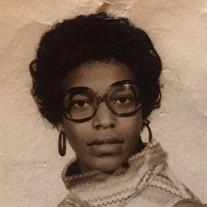 Mrs. Jeanette Butler Beacham