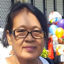 Eujuliana Cabacungan Domingo