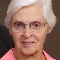 Mary Ann Crismore