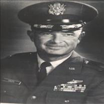 Bennie Allan Shupe, Lt. Col. (Ret'd), USAF