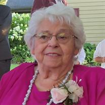Gladys Shirley Van Easteren