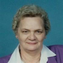 Alberta Hall Weaver