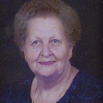 Margaret Evangeline Taylor