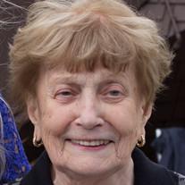 Mrs. Joan Evelyn Bartz