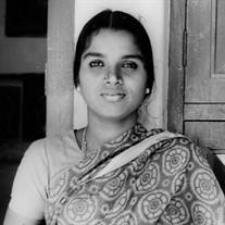 """Meenambal """"Meena"""" Govindarajan"""