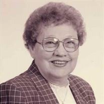 Martha Belle Etter