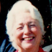Janet (Bunny) Lowe Brown