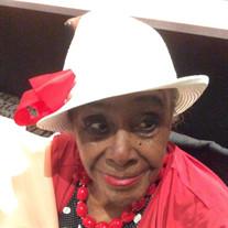 Mrs. Dora Bell Coney