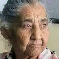 Consuelo Velasquez Rodriguez