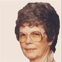 Marilyn Uvon Ranshaw