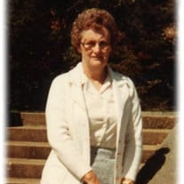 Edith M. Stricklin Scott