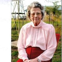 Wilma M. Hagebusch