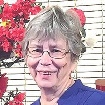 Barbara Ann Gentry Hardister (Mitchell)