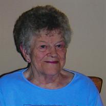 Marie A. Fettes