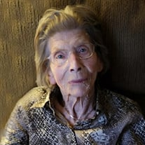 Mrs. Anna Behne