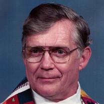 Reverend Glen Albert Clarkson