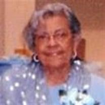 Shirley Mae Carter Chapman Ware