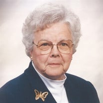 Betty M. Woerner