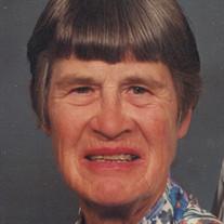 Gertrude Burley