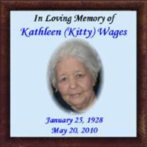 Kathleen Wages