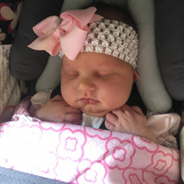 Infant Natalie Ruby Grace Holden