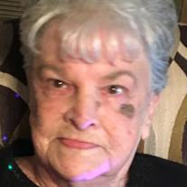 Alma Jane Benfield Williams