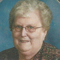 Gloria A. Letts