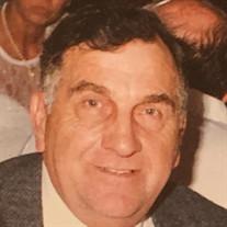 """Eugene H. """"Gene"""" VanGaasbeck"""