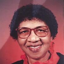 """Mother Savannah """"Bannie"""" Stafford"""