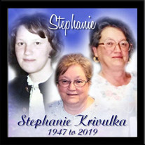 Stephanie  Krivulka