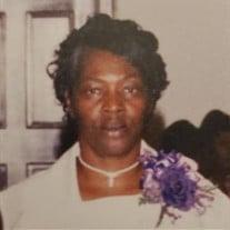 Mrs. Catherine Johnson Hall