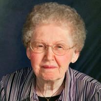 Marion Elizabeth Baker