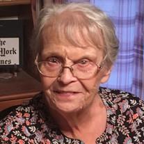 Dorothy Amelia (Lindstrom) Woodworth