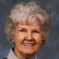 Ruth Delores Shaffer