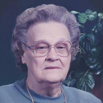 Ann Elizabeth Straube