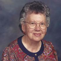 Marie Elizabeth Palmer