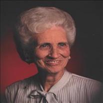 Clara Jane Burris