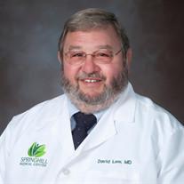 David William Law, M.D.