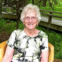 Barbara Barnes Morris