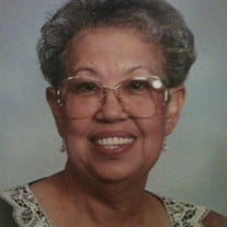 Mildred Y. Robinson