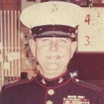 Thomas R Derouen GySgt, USMC, Ret.