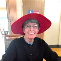 Janet Mary Benson-Lindahl