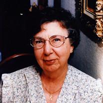 Mildred Nora Beckmeyer Lulich