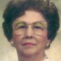 Eva Mae Robb Huffine