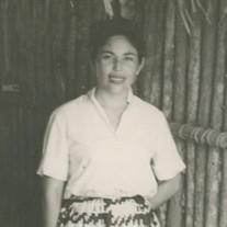Luz Rubio Medina