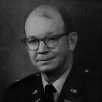 Col John W Gillespie