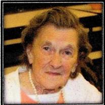 Shirley Ann Kinder