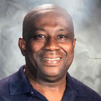 """Mr. Isaac """"Butchie"""" Harrell Jr."""