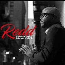 "MINISTER RODERIC A. ""REDD"" EDWARDS, JR."