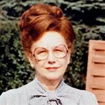 Gladys Lillian Isaacson